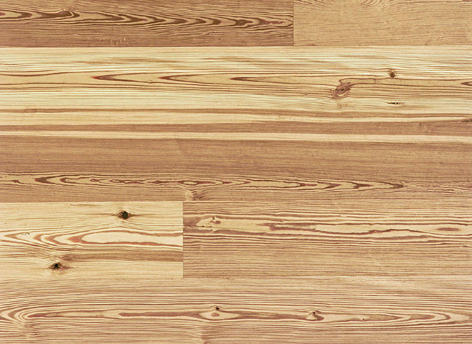 Engineered Wood Flooring Antique Reclaimed Heart Pine Wide Plank Select Grade Natural Finish