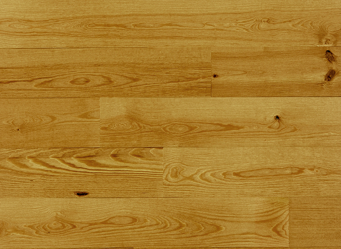 Heart Pine Prefinished Wide Plank Solid Wood Flooring