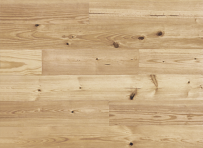 Heart Pine Wide Plank Engineered Unfinished Wood Flooring