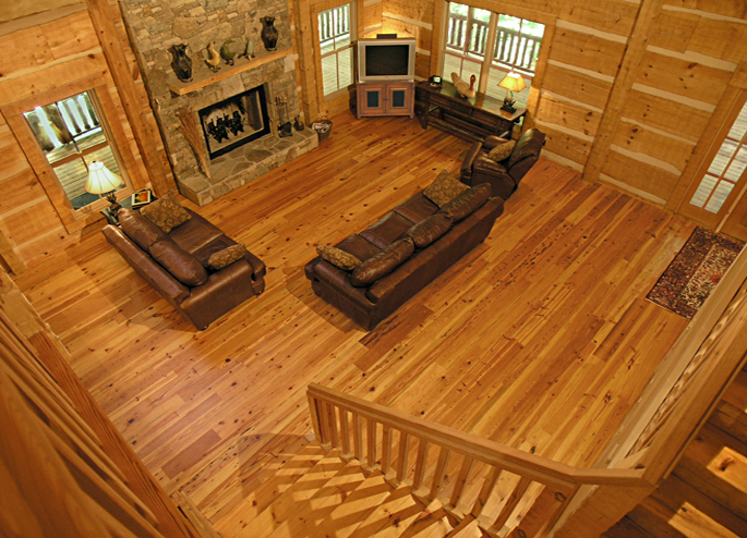 Wide Plank Solid And Engineered Wood Flooring